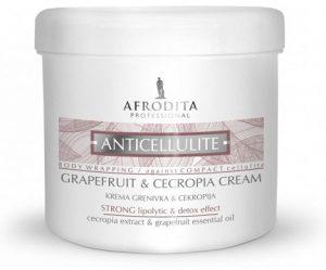 Afrodita Kozmetika Krem do body wrapping Grejpfrut & Cekropia